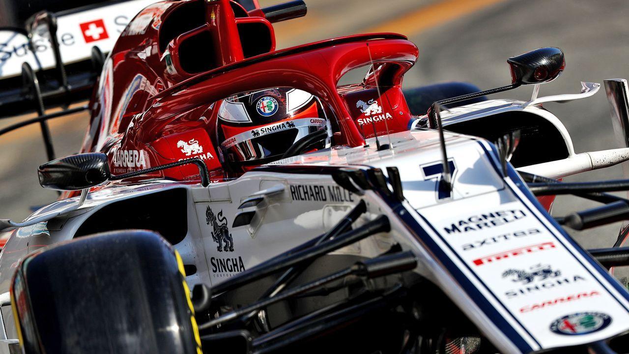 Platz 7: Alfa Romeo - Bildquelle: Getty