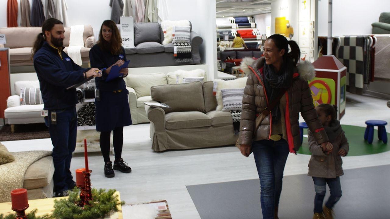 Die IKEA Welt steht für cooles Design zum attraktiven Preis, gute Gastronomie und clevere Kundenbindung. Trotzdem versucht das Unternehmen auch durc... - Bildquelle: SAT.1