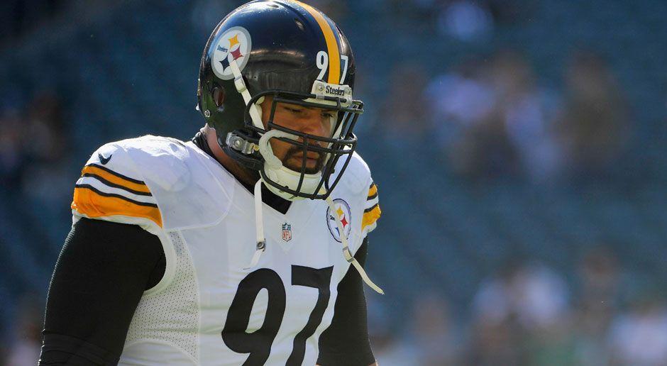 Interior Lineman B: Cam Heyward (Pittsburgh Steelers) - Bildquelle: 2016 Getty Images
