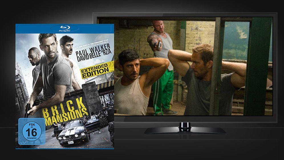Brick Mansions (Blu-ray Disc)