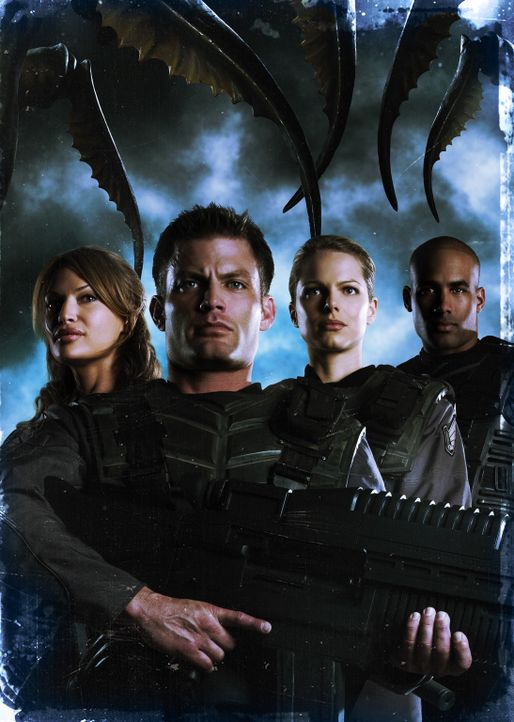 STARSHIP TROOPERS 3: MARAUDER - Artwork - Bildquelle: 2008 Star Troopers (Pty) Limited and ApolloMovie Beteiligungs GmbH. All Rights Reserved.