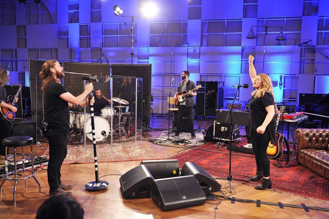 Mein-Song-Deine-Chance-28-Rea-Alina-ProSieben-Andre-Kowalski - Bildquelle: ProSieben/André Kowalski