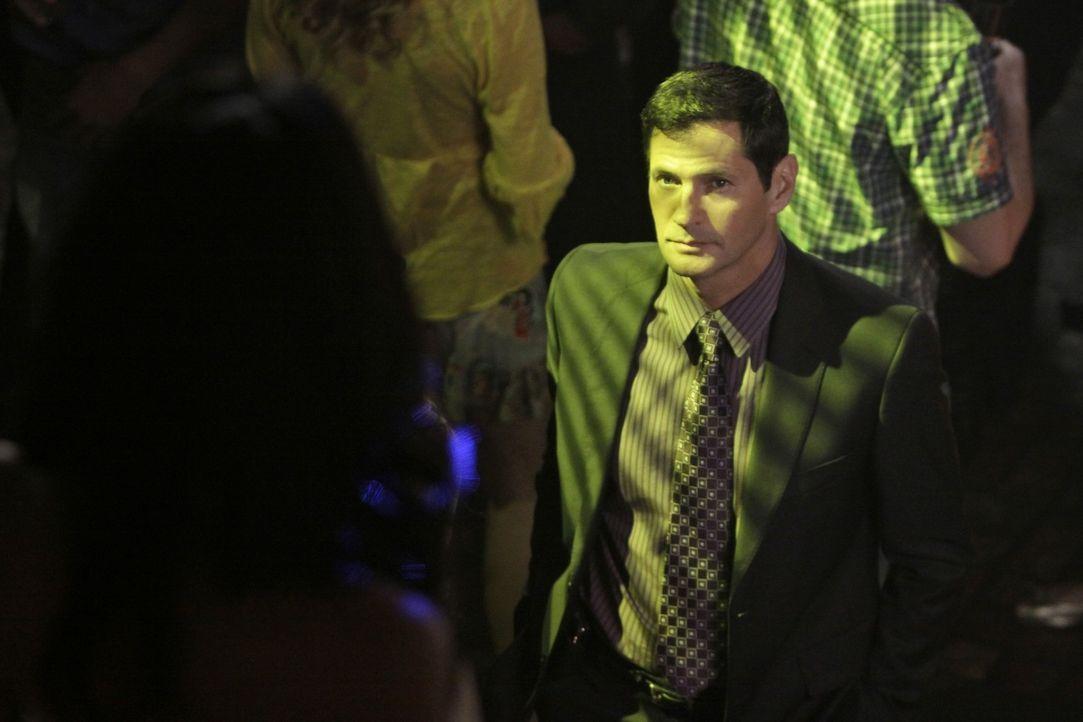 Michael (Thomas Calabro) will Rache - auch wenn dafür gleich zwei Leben zerstört werden... - Bildquelle: 2009 The CW Network, LLC. All rights reserved.