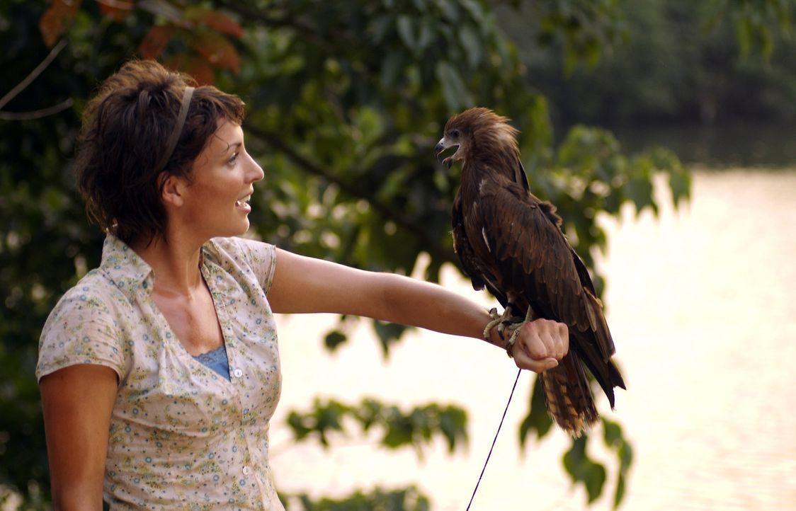Hat eine unangenehme Begegnung mit einer Kobra: Elise (Vivienne van den Assem) ... - Bildquelle: Jan van den Nievwenhuijzen