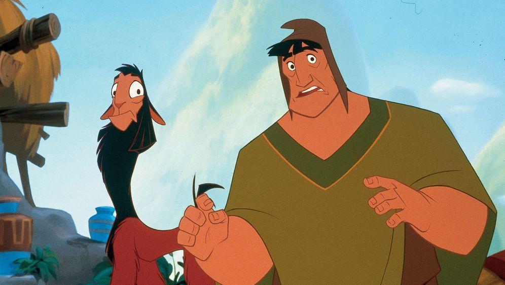 Ein Königreich für ein Lama - Bildquelle: Disney Enterprises Inc.