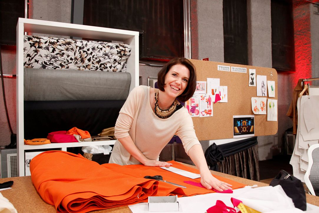 Fashion-Hero-Epi03-Atelier-38-Pro7-Richard-Huebner - Bildquelle: Richard Hübner / Pro 7