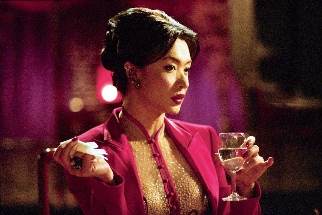 Sie soll hinter der Entführung der Elefanten stecken: Madame Rose (Xing Jing). - Bildquelle: e-m-s the DVD-Company