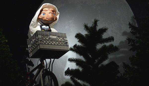 Platz 6: E.T. - Bildquelle: dpa