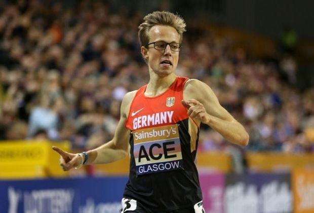 Florian Orth nimmt für Deutschland an Cross-EM teil