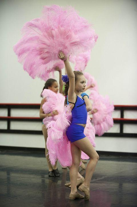 Maddie will es weit bringen in der Abby Dance Company ... - Bildquelle: Scott Gries 2012 A+E Networks