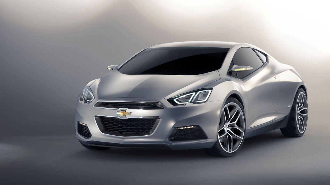 Chevrolet Tru 140S - Bildquelle: Chevrolet