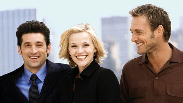 Hochzeit mit Hindernissen: Melanie (Reese Witherspoon, M.), Jake (Josh Lucas,...