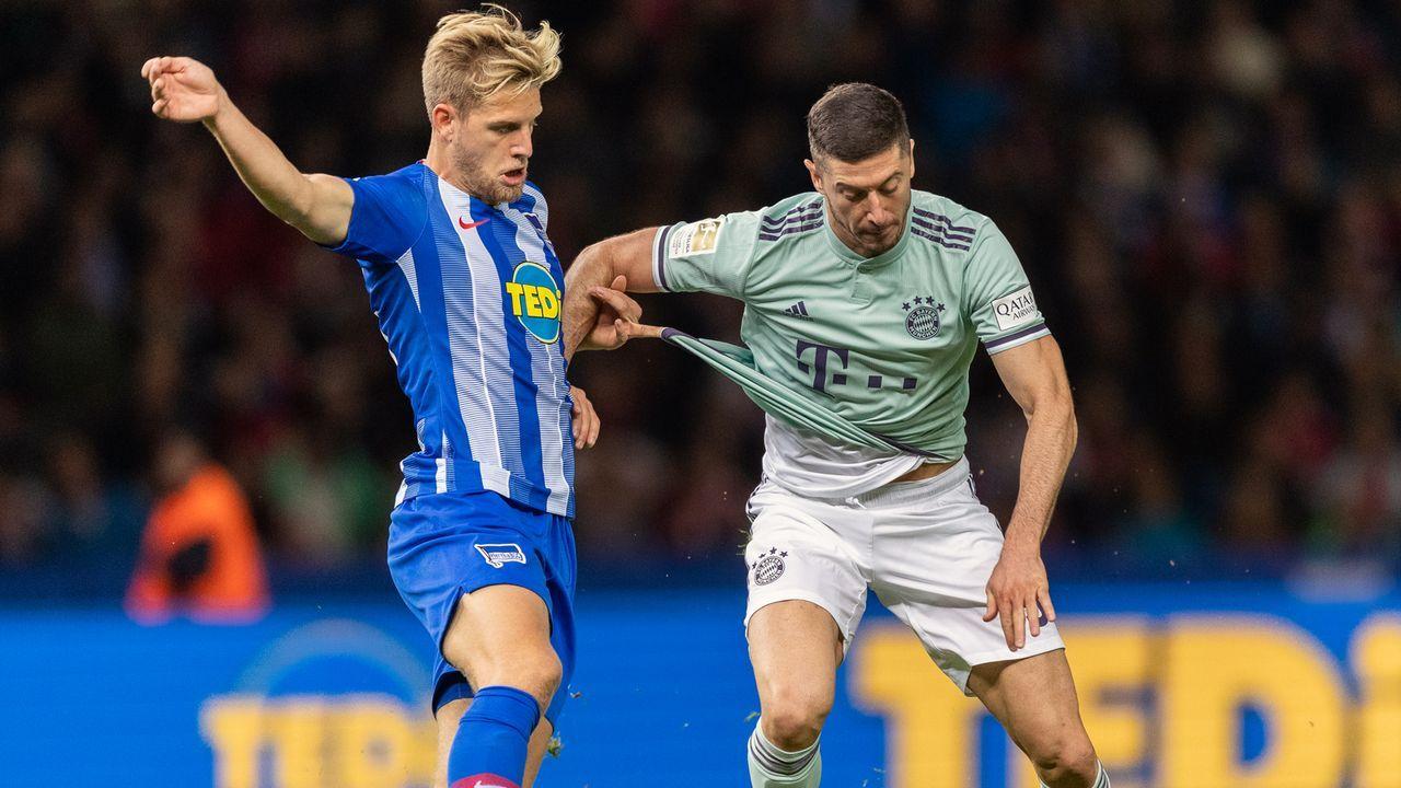 Hertha BSC - FC Bayern München 0:2 - Bildquelle: 2018 Getty Images