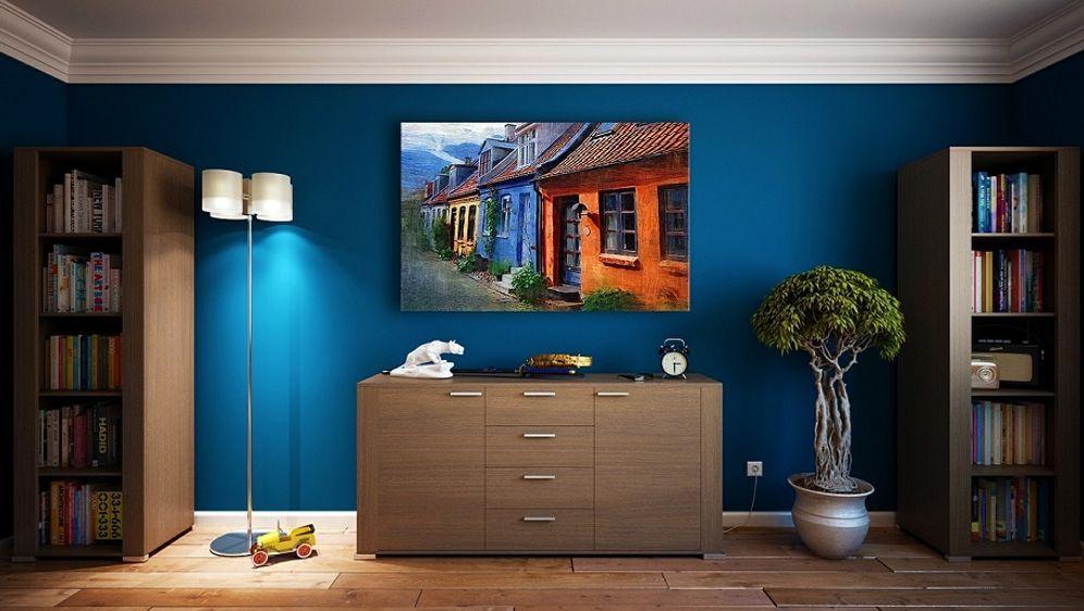 raumgestaltung ideen und tipps zu farben in wohnungen. Black Bedroom Furniture Sets. Home Design Ideas