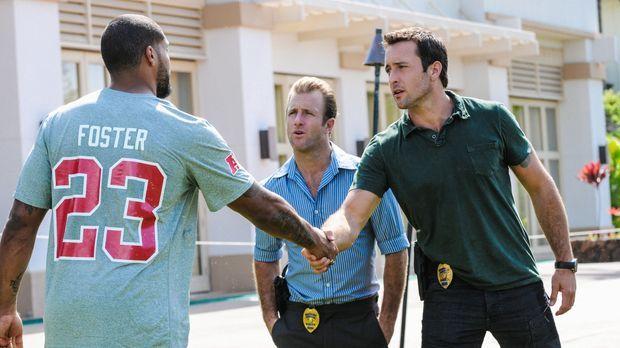 Hawaii Five-0 - Um einen neuen Fall zu lösen, brauchen Steve (Alex O'Loughlin...