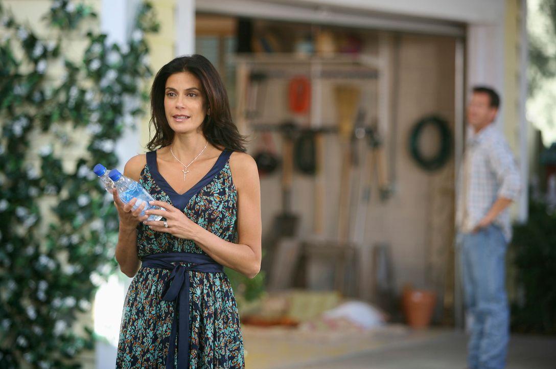 Mike (James Denton, r.) muss feststellen, dass seine Frau Susan (Teri Hatcher, l.) Mist gebaut hat ... - Bildquelle: ABC Studios