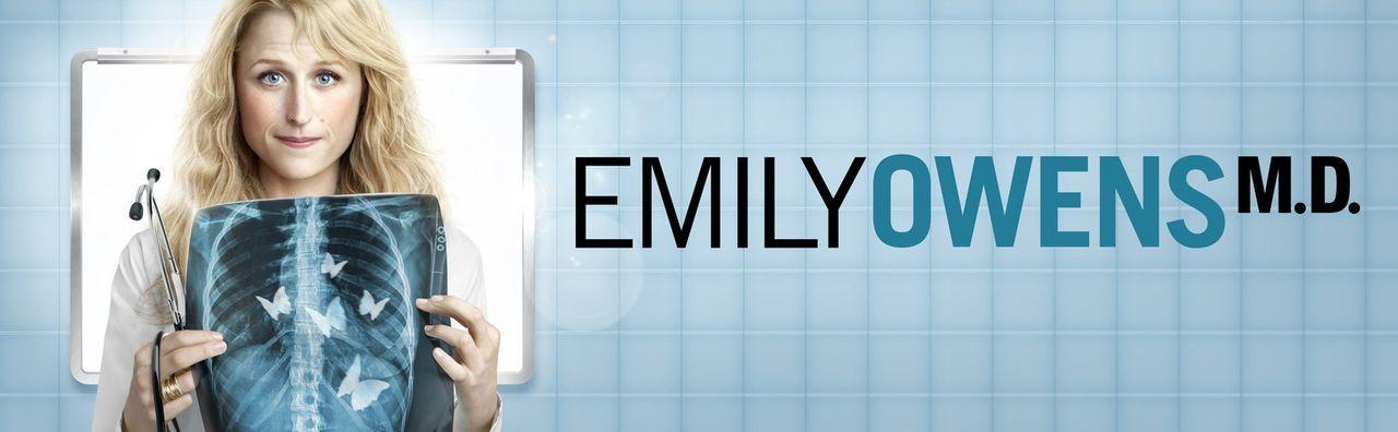 (1. Staffel) - Im ersten Ausbildungsjahr am Denver Memorial Hospital will Emily Owens (Mamie Gummer) in ein neues Leben starten. Das ist aber gar ni... - Bildquelle: 2012 The CW Network, LLC. All rights reserved.