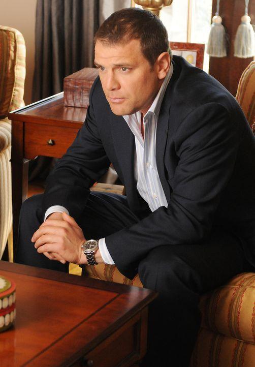 Detective Lee Scanlon (David Cubitt) will alles daran setzen, den Menschen, der seinem Chef das Leben schwer macht, hinter Schloss und Riegel zu bri... - Bildquelle: Paramount Network Television