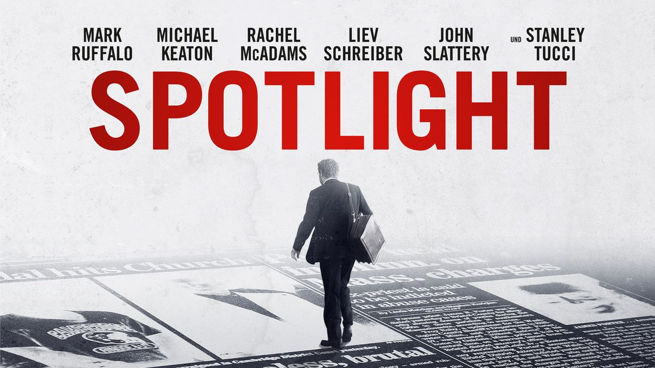 Spotlight - Plakat - Bildquelle: 2015 Paramount Pictures. All Rights Reserved.