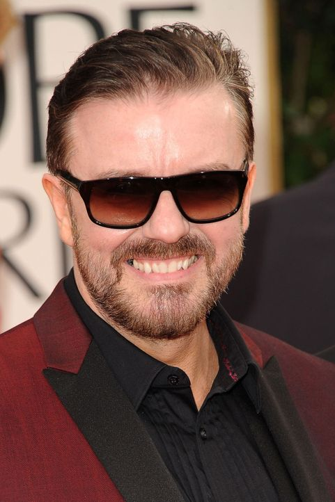 golden-globes-ricky-gervais-12-01-15-getty-afpjpg 1132 x 1700 - Bildquelle: getty-AFP