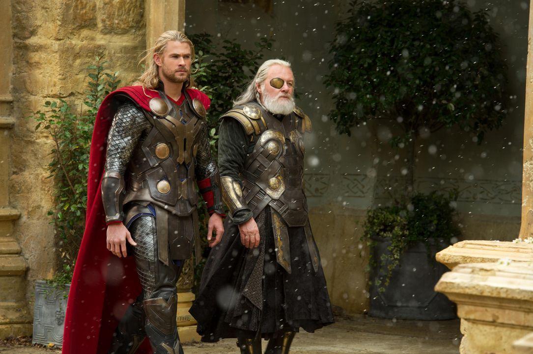 Vater und Sohn - Bildquelle: TM & © 2013 Marvel & Subs