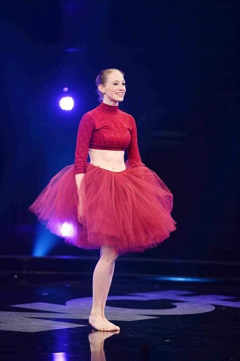 Got-To-Dance-Hannah-Felsberger-06-SAT1-ProSieben-Willi-Weber - Bildquelle: SAT.1/ProSieben/Willi Weber