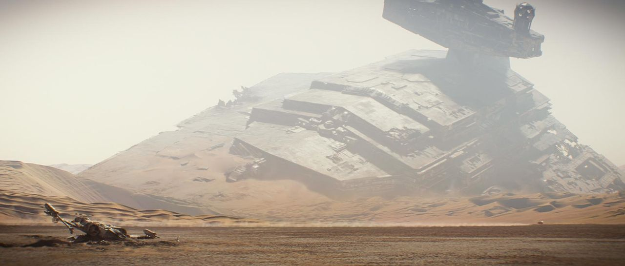 Star-Wars-Das-Erwachen-der-Macht-30-Lucasfilm - Bildquelle: Lucasfilm 2015
