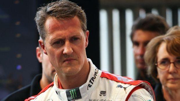 Michael Schumacher nach Skiunfall im Koma: Beim Sturz zerbrach sein Helm