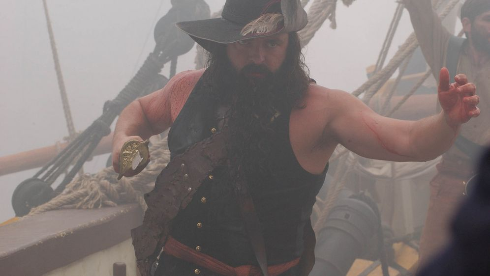 Blackbeard - Piraten der Karibik - Bildquelle: Hallmark Entertainment