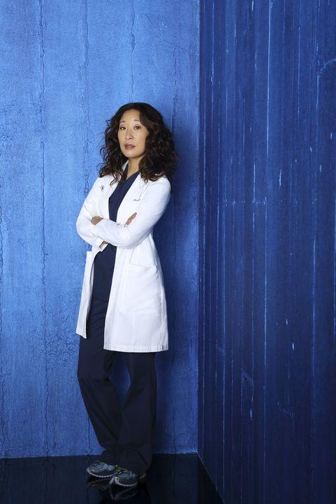 (9. Staffel) - Der berufliche, wie auch der private Stress nimmt nicht ab: Dr. Cristina Yang (Sandra Oh) ... - Bildquelle: ABC Studios