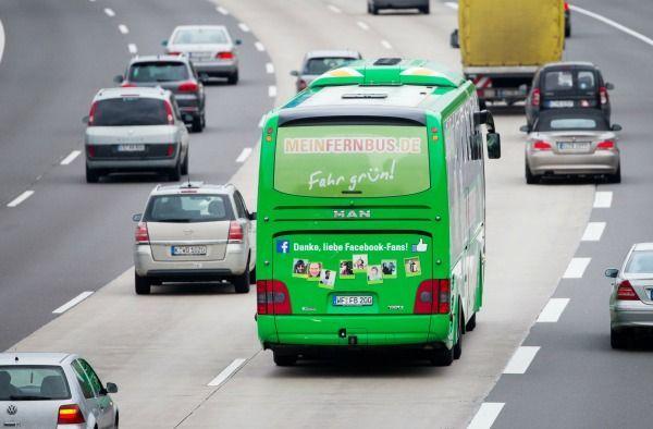 FernbusseWegen der Preiserhöhung bei der Deutschen Bahn rechnen Experten auc...