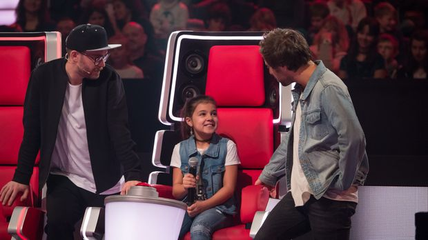 The Voice Kids - The Voice Kids - Blind Audition Ii: Freudentränen Und Internationale Talente