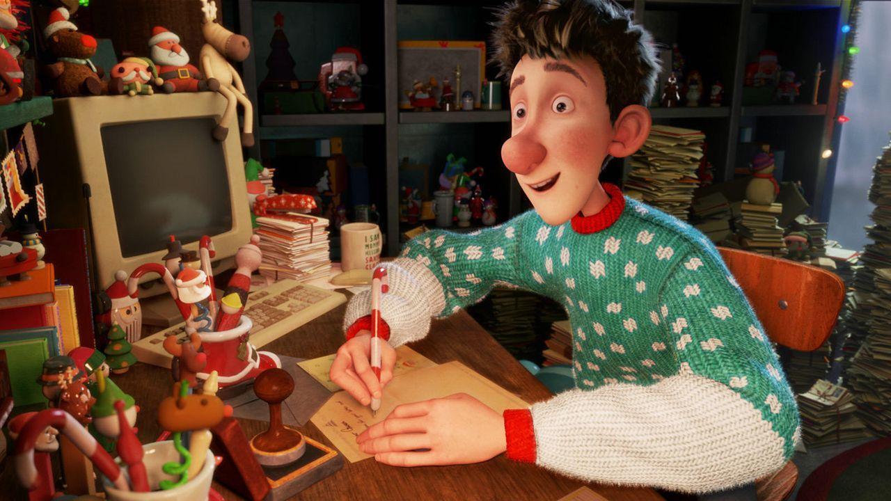 Arthur Weihnachtsmann - Bildquelle: dpa