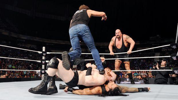 WWE SD 17. Juli