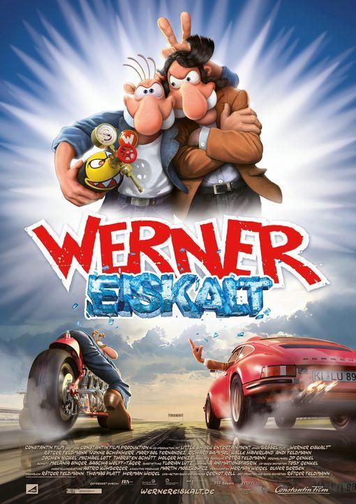 WERNER - EISKALT! - Plakatmotiv - Bildquelle: 2011 Constantin Film Verleih GmbH