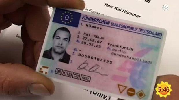 Deutschen Führerschein Kaufen Erfahrungen