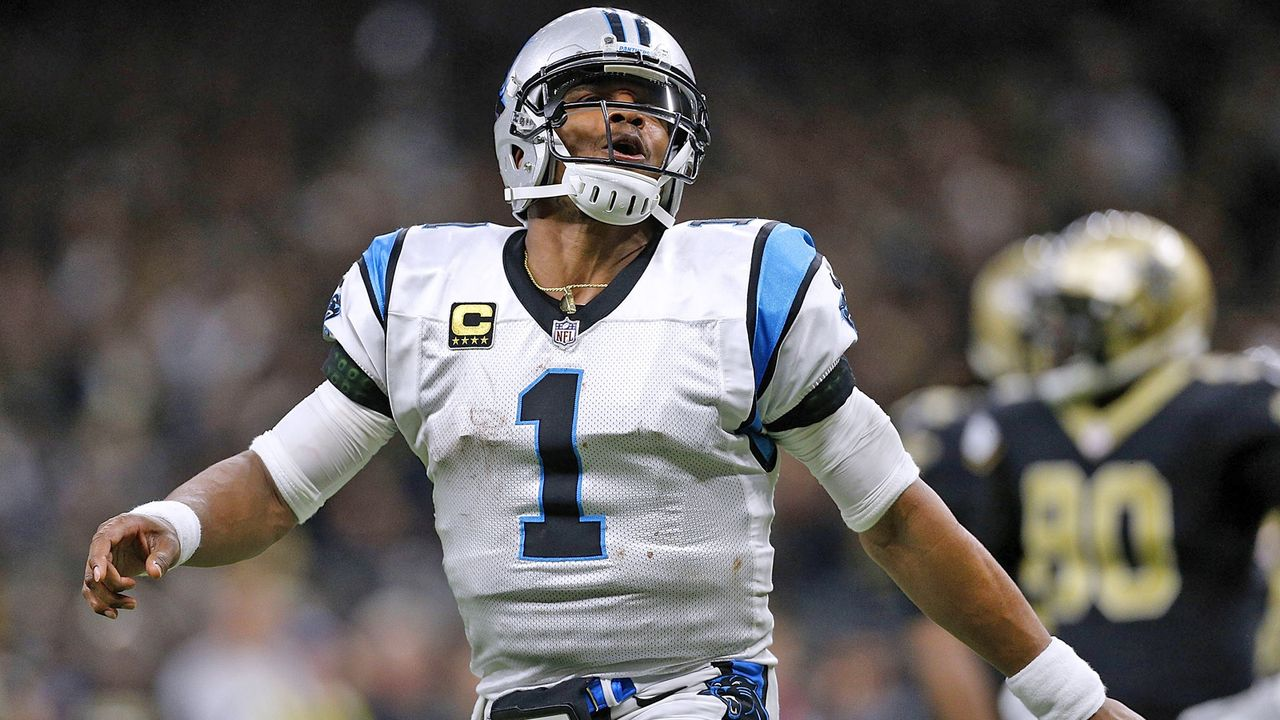 Platz 32: Carolina Panthers - Bildquelle: 2018 Getty Images