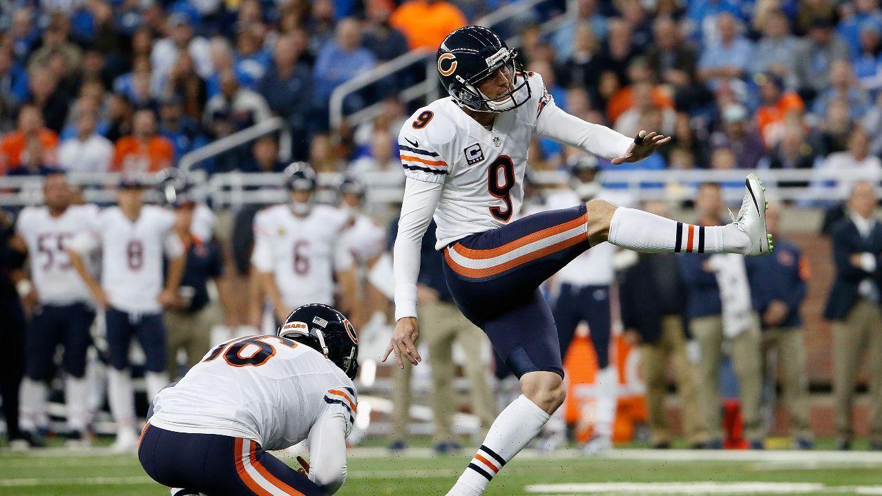 Chicago Bears - Robbie Gould - Bildquelle: Getty Images