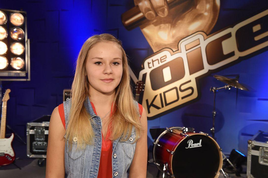 The-Voice-Kids-Emily-01-SAT1-Andre-Kowalski - Bildquelle: SAT.1 / Andre Kowalski