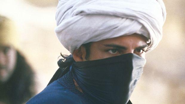 Weit entfernt von seiner Heimat in Arabien lebt Sindbad (Richard Grieco) als...