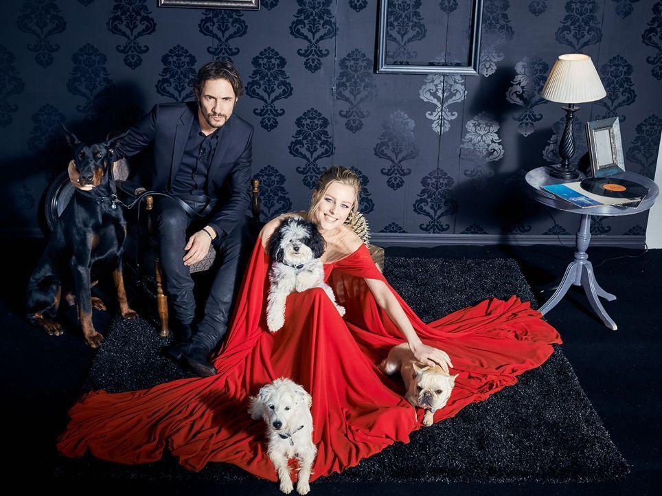 Maja-Dogs - Bildquelle: ProSieben