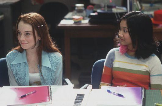 Lass dir was einfallen! - Die beiden Mitarbeiterinnen der Schülerzeitung, Lex...