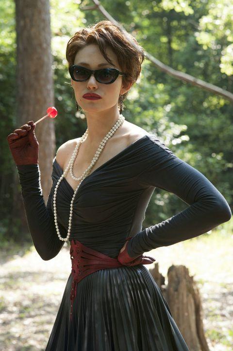 Die verführerische Ridley (Emmy Rossum) hofft auf ein neues Zeitalter, in dem die Mächte der Finsternis das Sagen haben ... - Bildquelle: 2013 Concorde Filmverleih GmbH