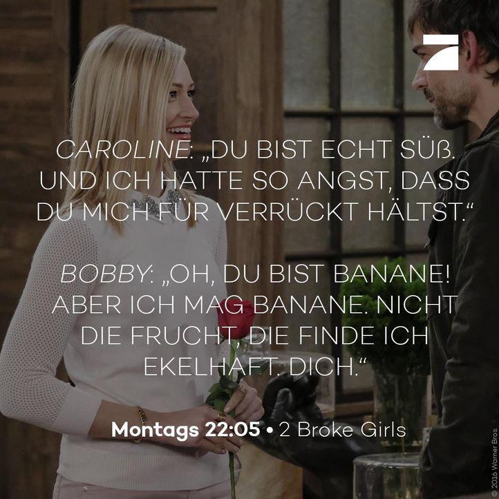 Caroline und Bobby Staffel 6 Episode 15 - Bildquelle: Warner Bros. Television