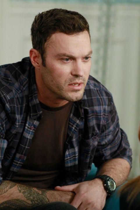 Muss eine schwierige Entscheidung treffen: Keith (Brian Austin Green) ... - Bildquelle: ABC Studios