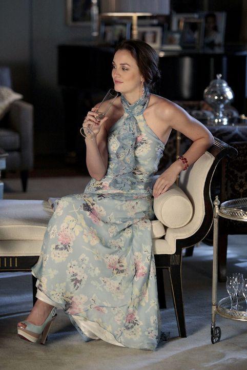 Kommt nicht von Chuck los: Blair (Leighton Meester) ... - Bildquelle: Warner Bros. Television