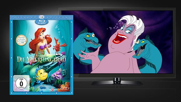 arielle-platinum-blu-ray-Walt-Disney