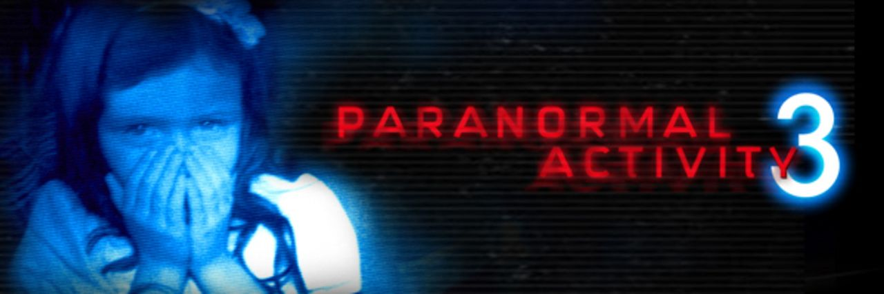 PARANORMAL ACTIVITY 3 - Plakatmotiv - Bildquelle: Courtesy of Paramo 2011 Paramount Pictures. All Rights Reserved.