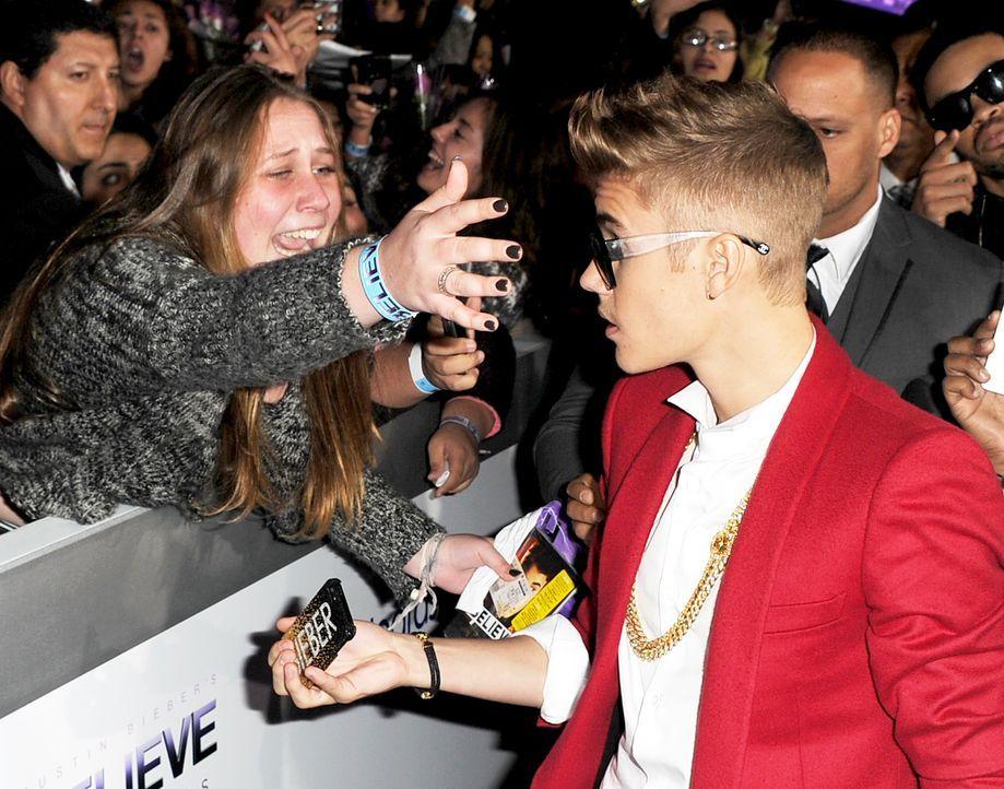 Believe-Premiere-13-12-19-12-AFP - Bildquelle: AFP