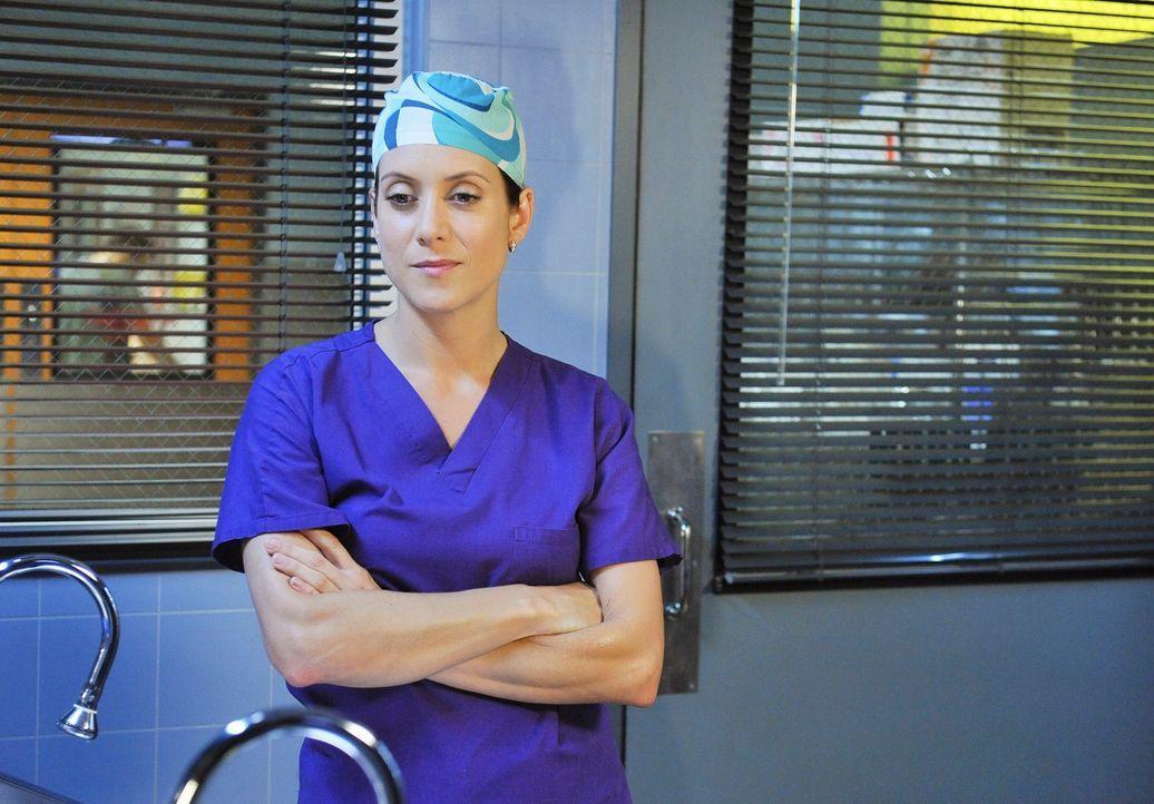 Claire hat das Glück gefunden und das inklusive Gott, den sie regelrecht zu fühlen meint. Amelias Untersuchungsergebnisse zeigen allerdings, dass... - Bildquelle: ABC Studios